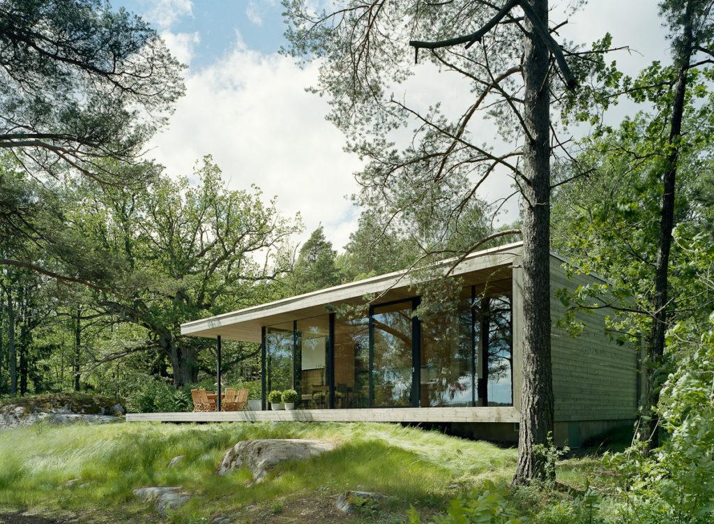 Casas con Diseño Minimalista